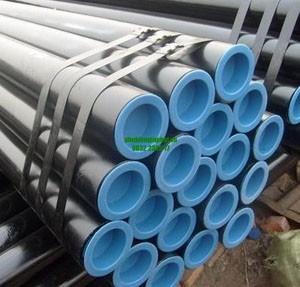 Thép ống bọc nhựa PE